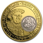 1 Crown (500th anniversary of the Accession of Henry VIII and the 25th anniversary of the…