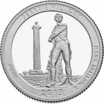 25 Cents / Quarter (Perry's Victory and International Peace Memorial, Ohio)