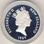 1 Dollar (1990 Commonwealth Games, Auckland)
