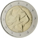 2 Euro (50th Anniversary of Malta's Independence)
