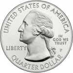 25 Cents / Quarter (Fort McHenry National Monument & H