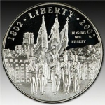 1 Dollar (US Military Academy At West Point - Bicentinnial)