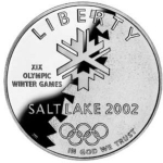 1 Dollar (2002 Winter Olympics - Salt Lake City)