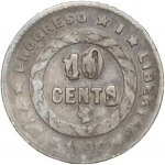"""10 Centavos (Mule) Reverse without """"P"""""""