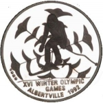 20 Riels (XXV Olympic Games - Albertville 1992)