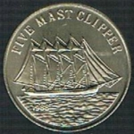 10 Kip (Five Mast Clipper)