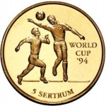 5 Sertum (15th World Cup Football 1994 United States)