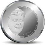 5 Euro (100th Aniversary of Peace Palace - Silver edition)