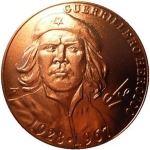 1 Peso (Che Guevara - 40th. Anniversary of his death)