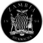 500 Kwacha (Rights of Association)