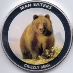 100 Shillings (Grizzly Bear)