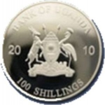 100 Shillings (Killer Whale)