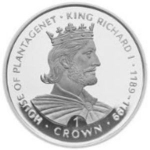 1 Crown (King Richard I, 1189-1199)