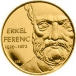 5,000 Forint (200th Anniversary of birth of Ferenc Erkel)
