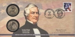 1 Dollar (13 th president Millard Fillmore 1850-1853)