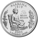 25 Cents / Quarter (Alabama)