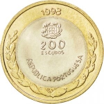 200 Escudos (International Year of the Oceans Expo 98)