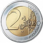 2 Euro (World Youth Day)
