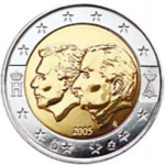 2 Euro (Belgium-Luxembourg Economic Union)
