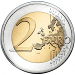 2 Euros (Centenary of Austria Republic)