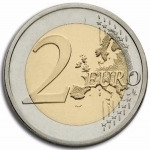 2 Euro (European Year of Cultural Heritage)