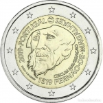 2 Euro (500th Annivrsary Circun Navigation)