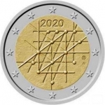 2 Euros (Centennial of the University of Turku)