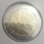 2 Euro (150 Years of the Police  Public Security)