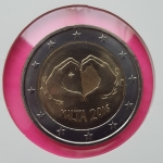 2 Euro (Solidarity Through Love)