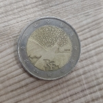 2 Euro (70 Years of Peace in Europe)