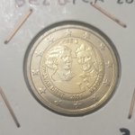 2 Euro (1st Centenary of the International Women's Day)