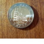 2 Euro (Nordrhein-Westfalen/Cologne Cathedral)