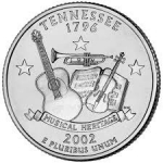 25 Cents / Quarter (Tennessee)