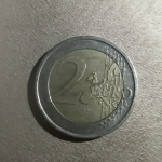 2 Euro (Europa abducted by Zeus)