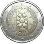 2 Euro (Centenary of the end of the First World War)