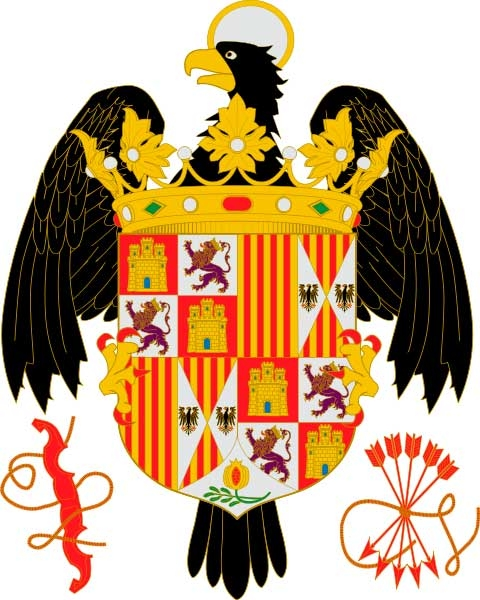 Coat of Arms Catholic Kings