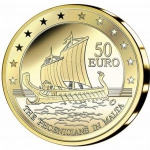 50 Euro (The Phoenicians in Malta)