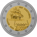 2 Euro (500th Ann Of The First Contact With Timor)