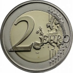 2 Euro (50th Anniversary of Malta