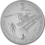 50 Tenge (INTERNATIONAL SPACE STATION)