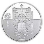 5 Euro (Tomar Convent of Christ-Unesco)