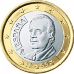 1 Euro (Map Redesigned)