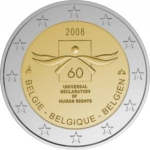 2 Euro (Universal Declaration of Human Rights)