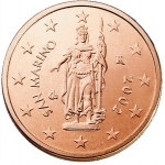 2 Euro Cent (Statue of Liberty)