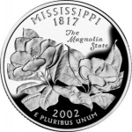25 Cents / Quarter (Mississippi)