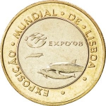 200 Escudos (Lisbon World Expo