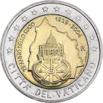 2 Euro (75 years of City State)