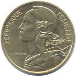 5 Centimes