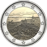 2 Euros (Finnish National Landscape - Koli)