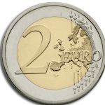2 Euro (Ministry of Health)